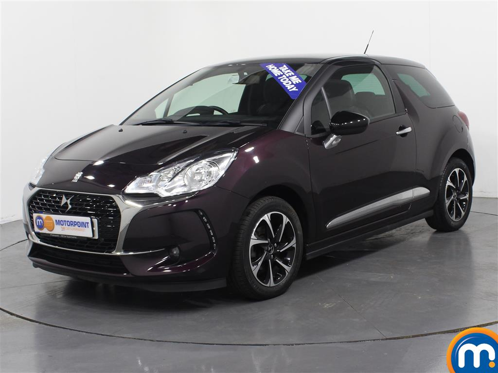 DS Ds 3 Elegance - Stock Number (953882) - Passenger side front corner