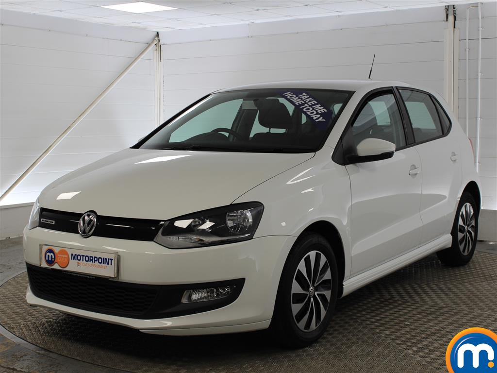 Volkswagen Polo BlueMotion - Stock Number (976306) - Passenger side front corner