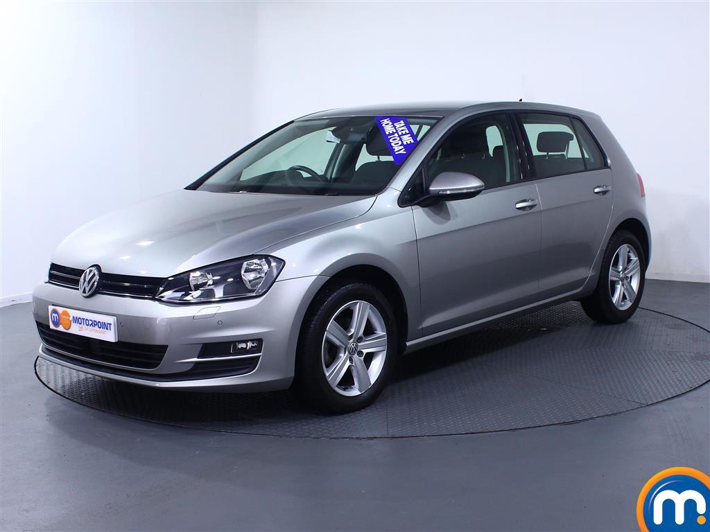 Volkswagen Golf Match Edition Manual Diesel Hatchback - Stock Number (977652) - Passenger side front corner