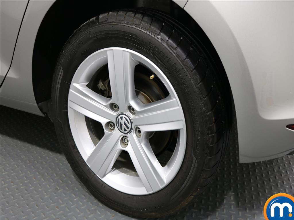 Volkswagen Golf Match Edition Manual Diesel Hatchback - Stock Number (977652) - 2nd supplementary image