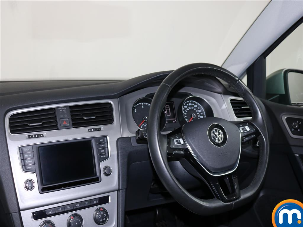 Volkswagen Golf Match Edition Manual Diesel Hatchback - Stock Number (977652) - 4th supplementary image