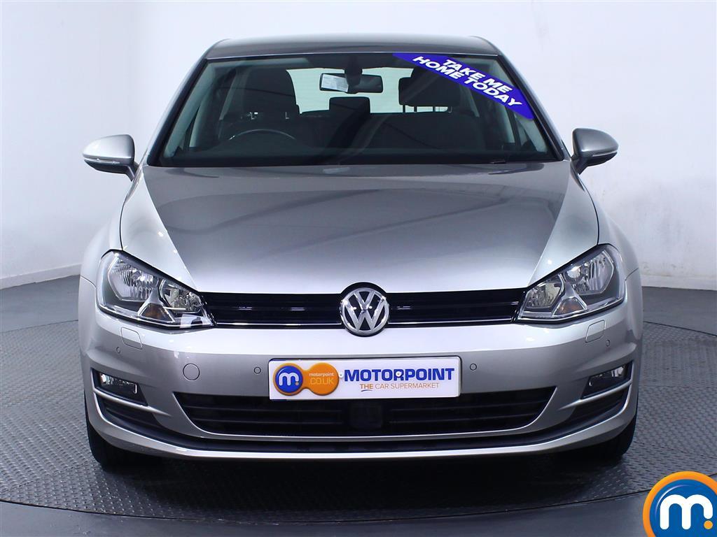 Volkswagen Golf Match Edition Manual Diesel Hatchback - Stock Number (977652) - Front bumper