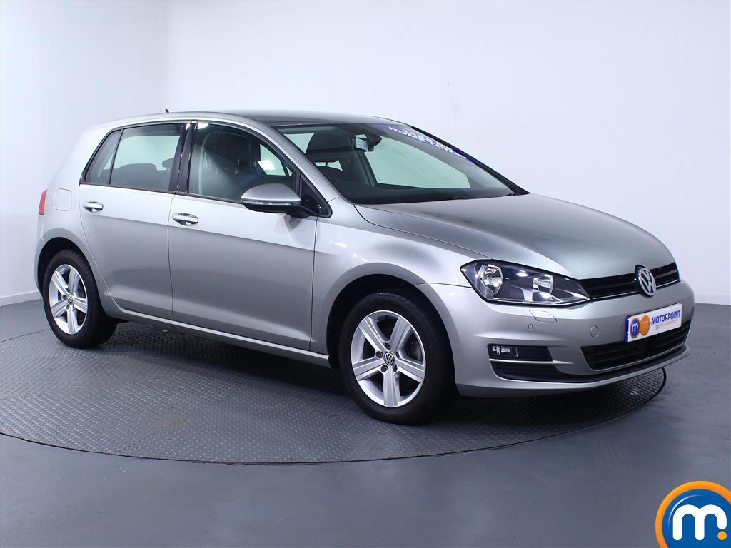 Volkswagen Golf Match Edition Manual Diesel Hatchback - Stock Number (977652) - Drivers side front corner