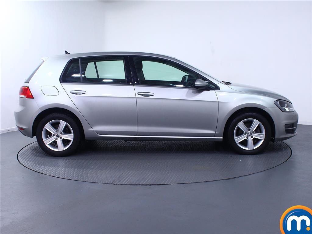Volkswagen Golf Match Edition Manual Diesel Hatchback - Stock Number (977652) - Drivers side