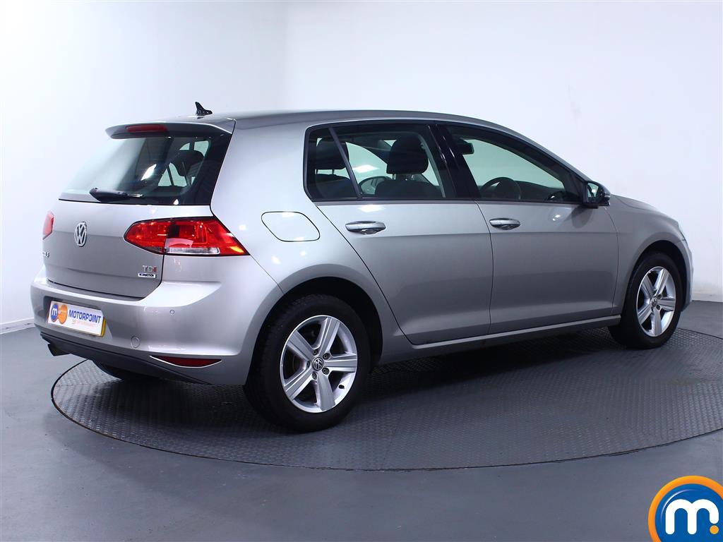 Volkswagen Golf Match Edition Manual Diesel Hatchback - Stock Number (977652) - Drivers side rear corner