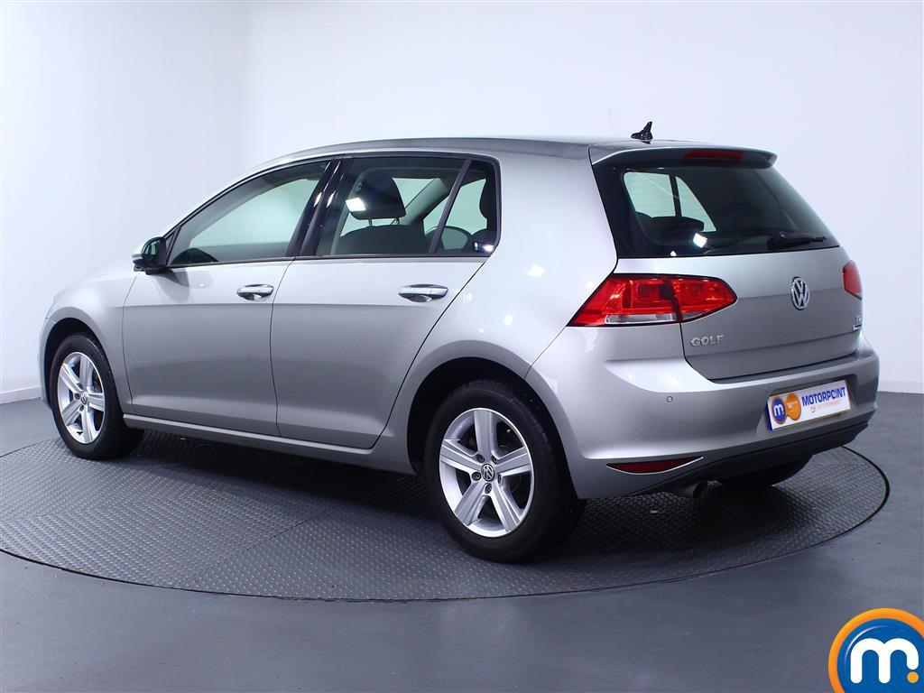 Volkswagen Golf Match Edition Manual Diesel Hatchback - Stock Number (977652) - Passenger side rear corner