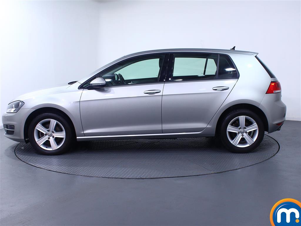 Volkswagen Golf Match Edition Manual Diesel Hatchback - Stock Number (977652) - Passenger side