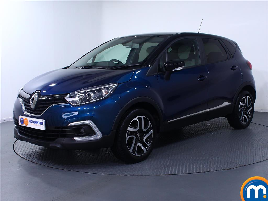 Renault Captur Iconic - Stock Number (966602) - Passenger side front corner