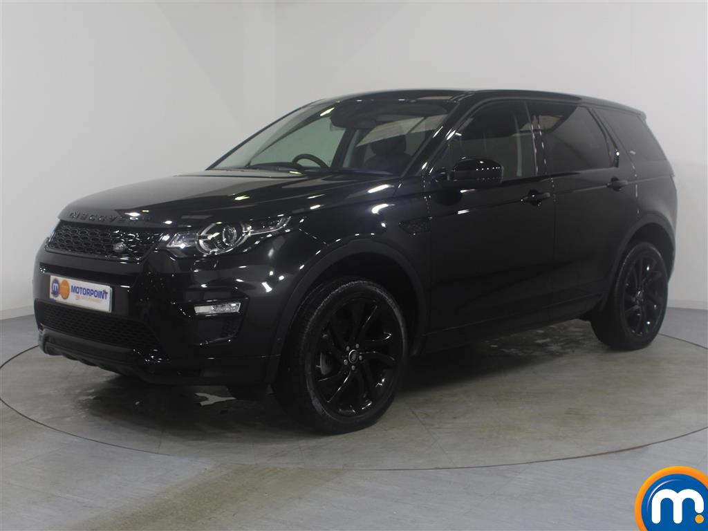 Land Rover Discovery Sport HSE Dynamic Lux - Stock Number (976395) - Passenger side front corner