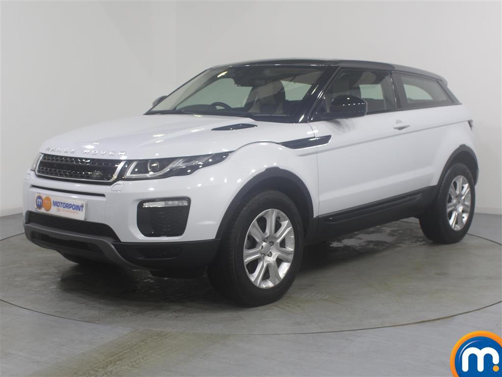 Land Rover Range Rover Evoque SE Tech - Stock Number (976364) - Passenger side front corner