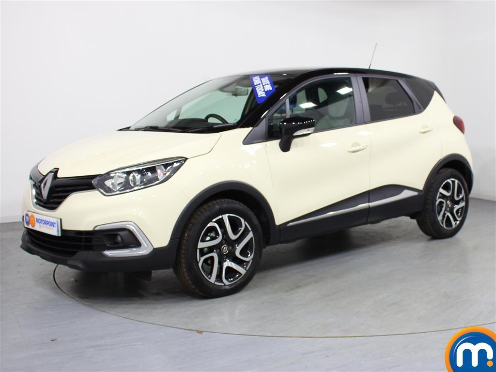 Renault Captur Iconic - Stock Number (966550) - Passenger side front corner