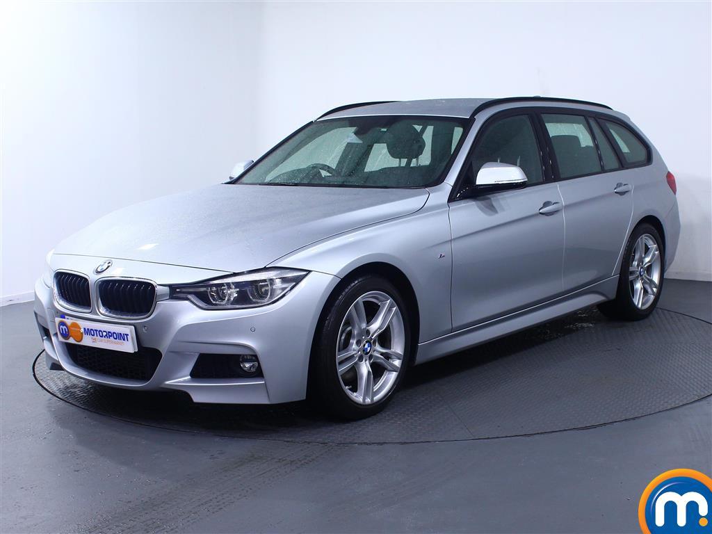 BMW 3 Series M Sport - Stock Number (976658) - Passenger side front corner