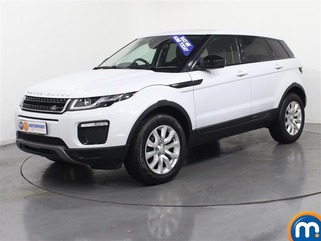 Land Rover Range Rover Evoque SE Tech - Stock Number (973638) - Passenger side front corner