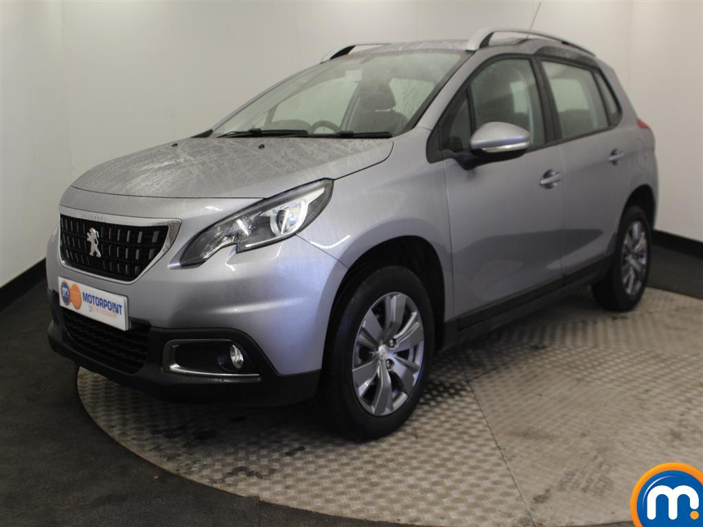 Peugeot 2008 Active - Stock Number (975532) - Passenger side front corner