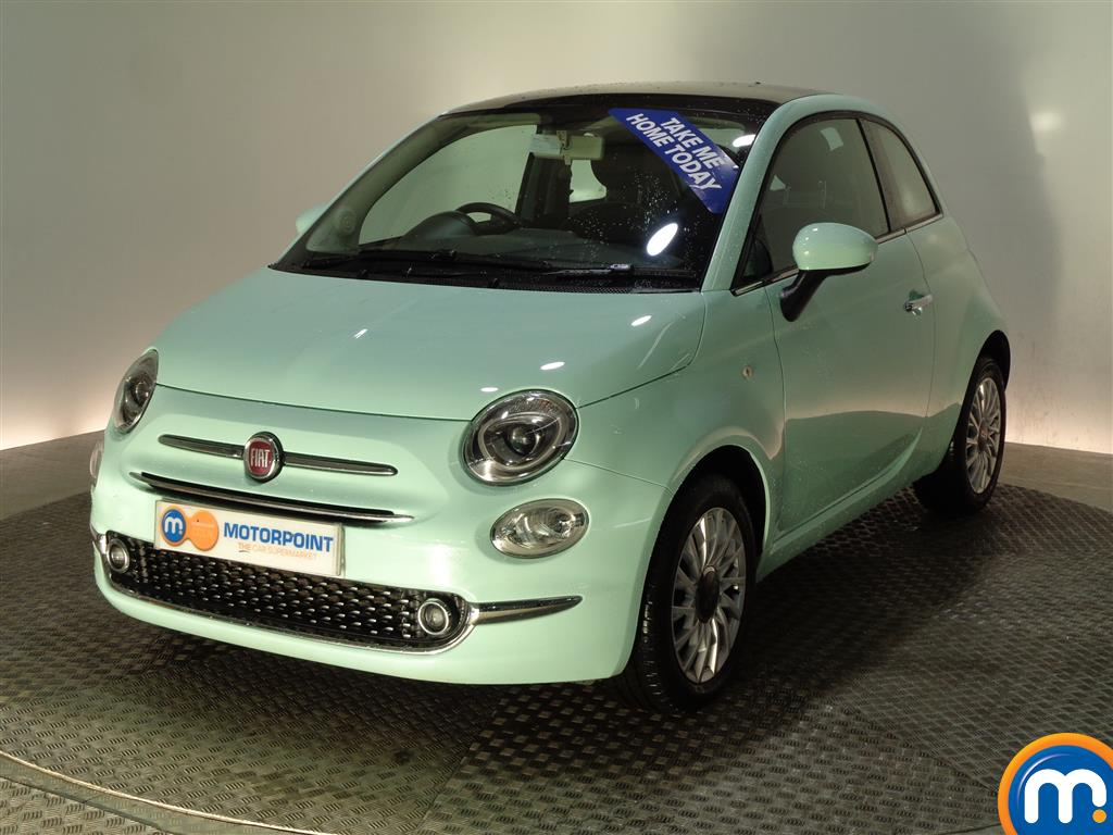 Fiat 500 Lounge - Stock Number (978521) - Passenger side front corner
