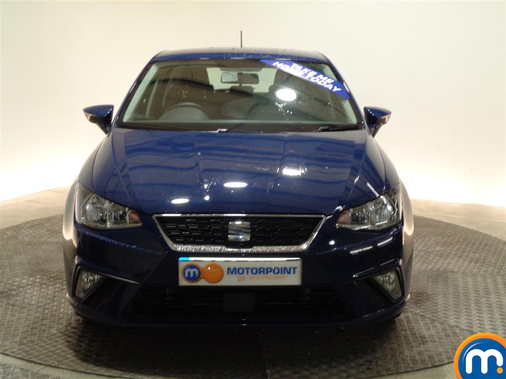 Seat Ibiza SE Manual Petrol Hatchback - Stock Number (977088) - Front bumper