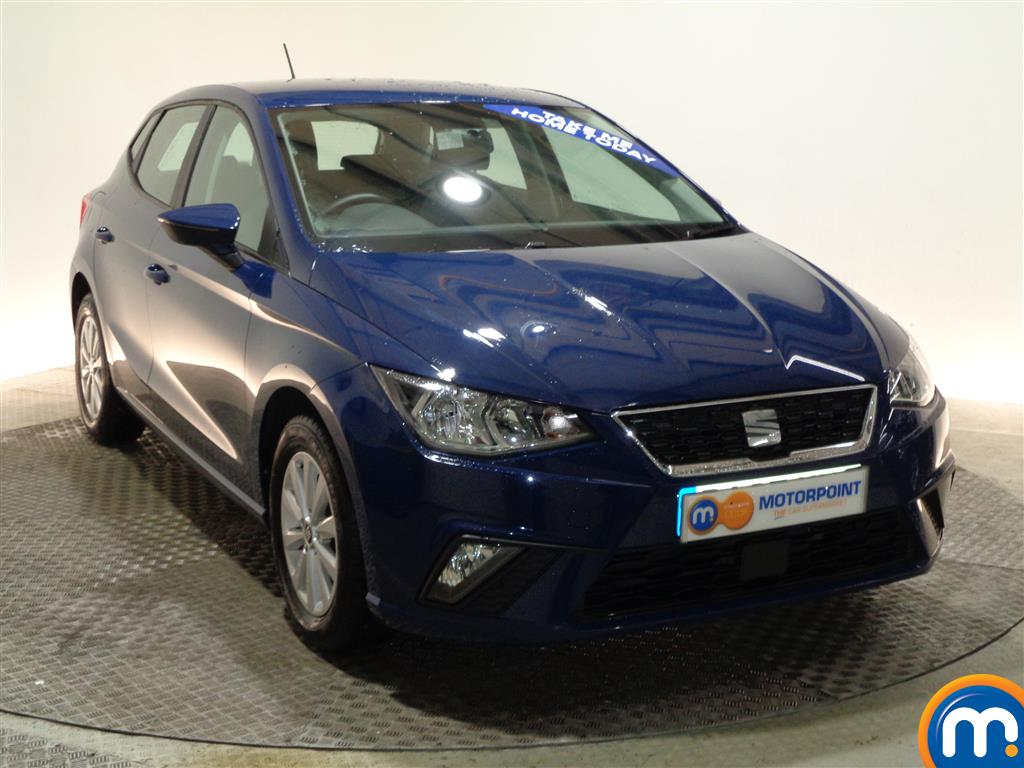 Seat Ibiza SE Manual Petrol Hatchback - Stock Number (977088) - Drivers side front corner