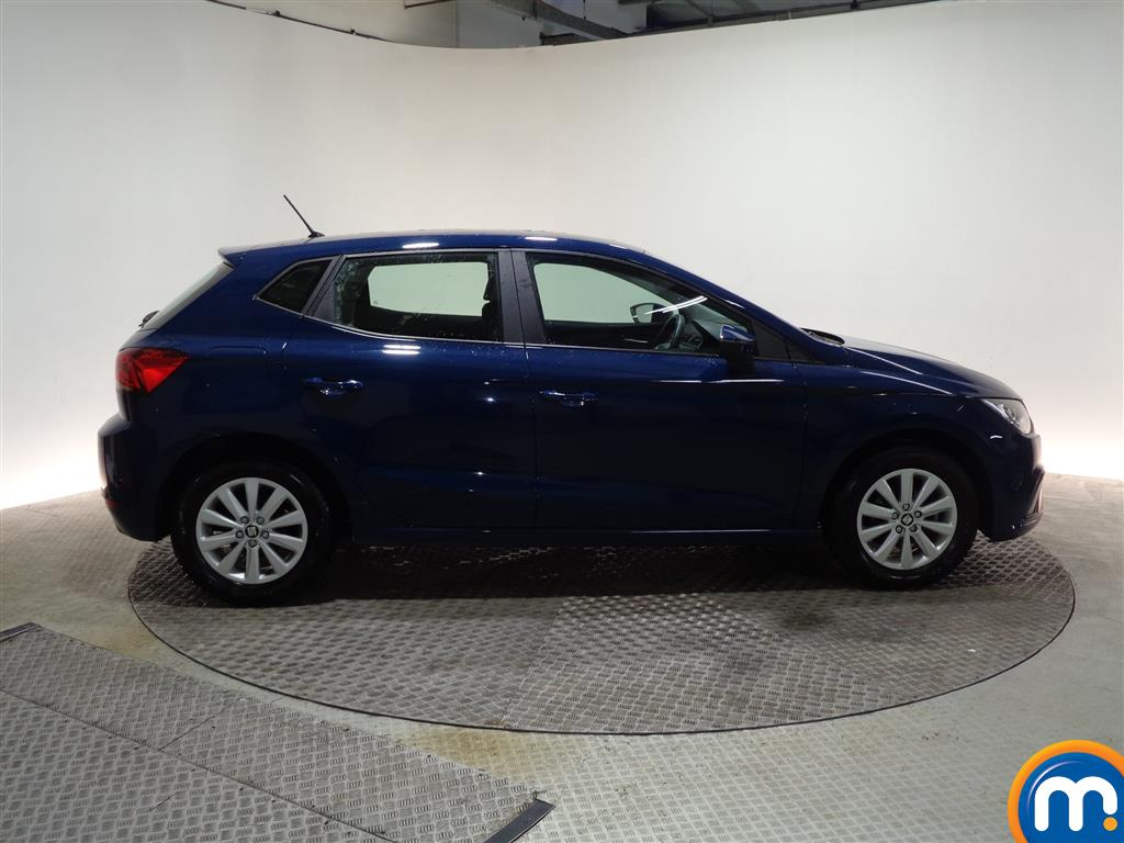 Seat Ibiza SE Manual Petrol Hatchback - Stock Number (977088) - Passenger side
