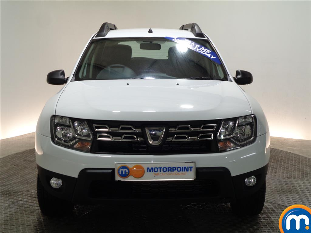 Dacia Duster AIR Manual Petrol Crossover - Stock Number (960409) - Front bumper