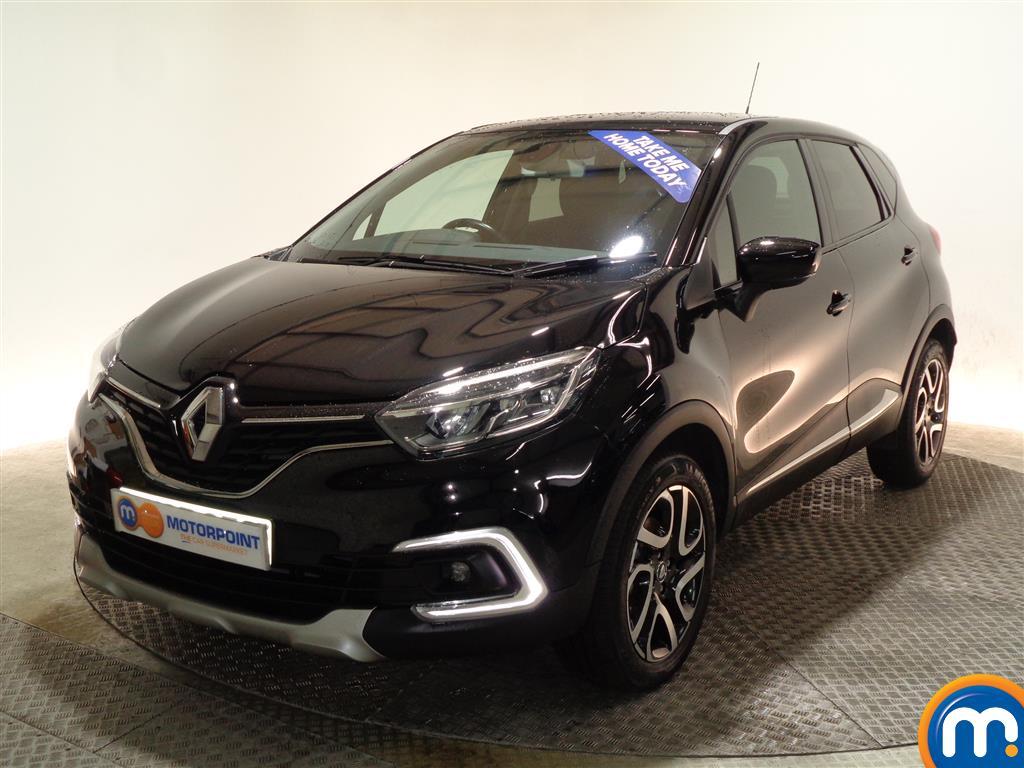 Renault Captur Dynamique S Nav - Stock Number (978027) - Passenger side front corner