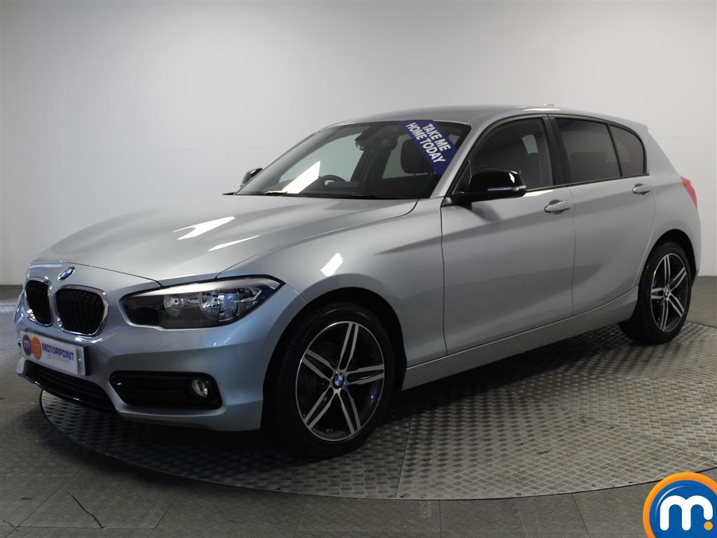 BMW 1 Series Sport - Stock Number (966585) - Passenger side front corner