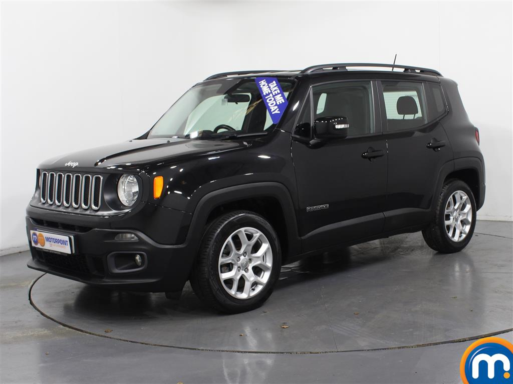 Jeep Renegade Longitude - Stock Number (975267) - Passenger side front corner