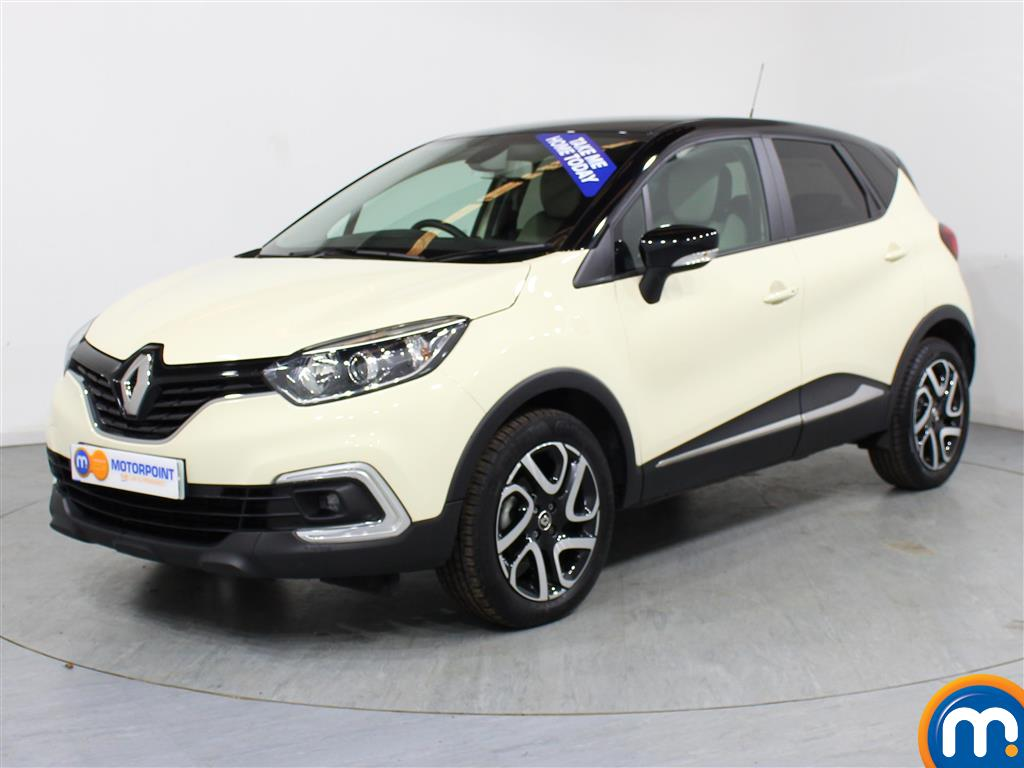 Renault Captur Iconic - Stock Number (966548) - Passenger side front corner