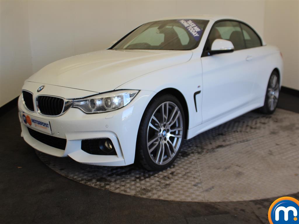 BMW 4 Series M Sport - Stock Number (977216) - Passenger side front corner