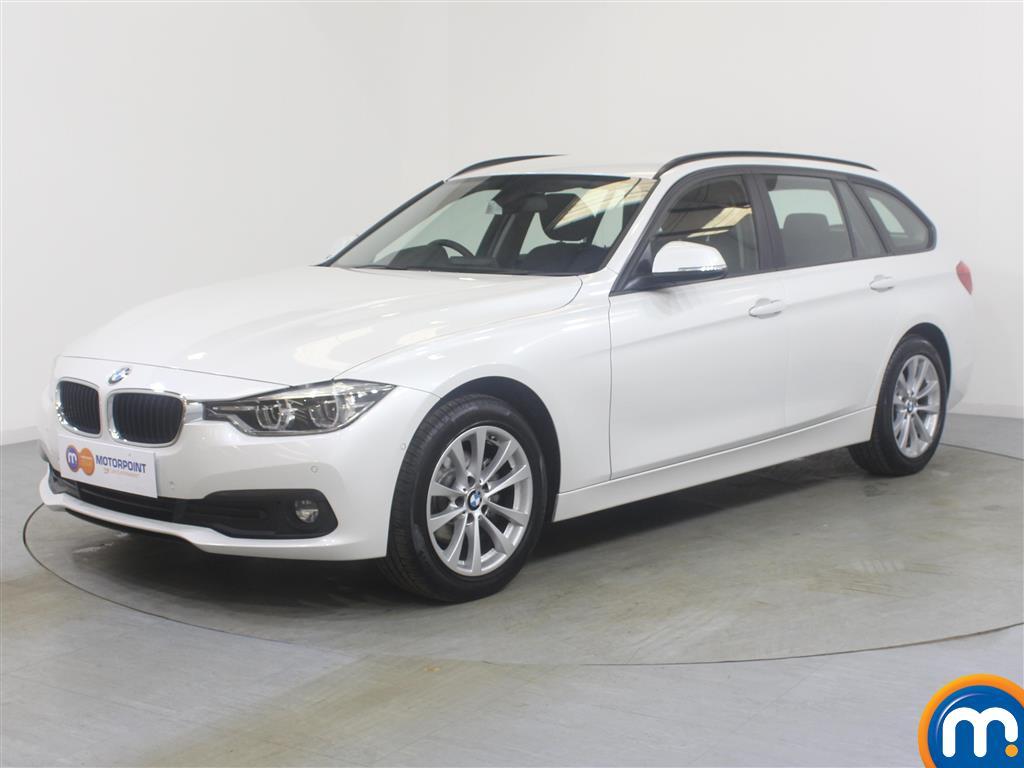 BMW 3 Series SE - Stock Number (966001) - Passenger side front corner