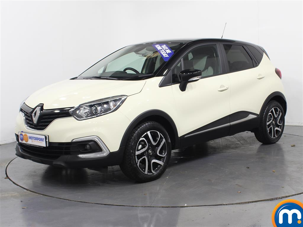 Renault Captur Iconic - Stock Number (966529) - Passenger side front corner