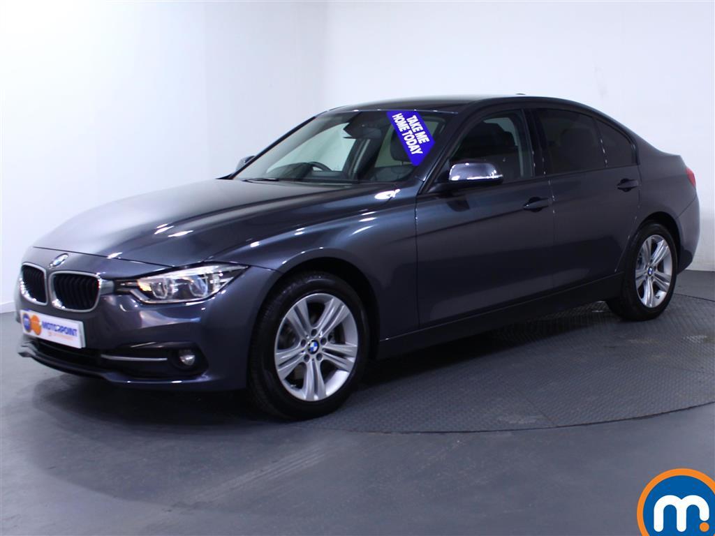 BMW 3 Series Sport - Stock Number (965955) - Passenger side front corner