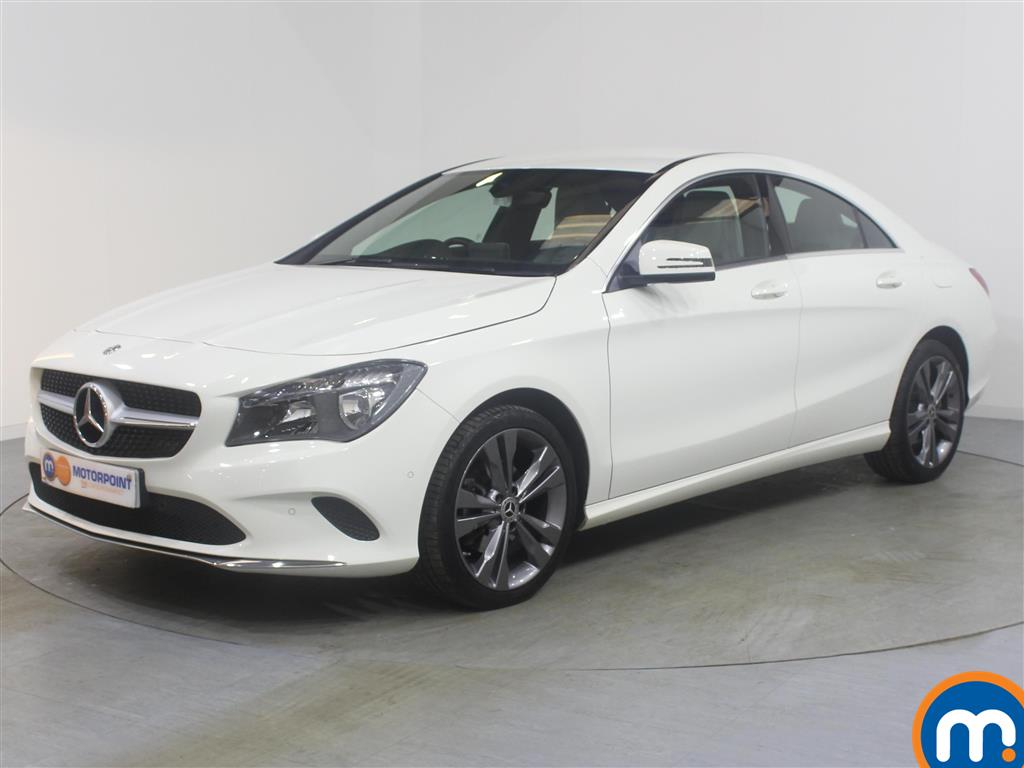Mercedes-Benz Cla Class Sport - Stock Number (978843) - Passenger side front corner