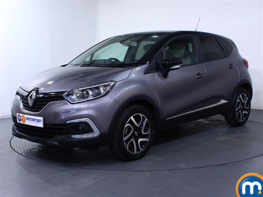 Renault Captur Iconic - Stock Number (966490) - Passenger side front corner