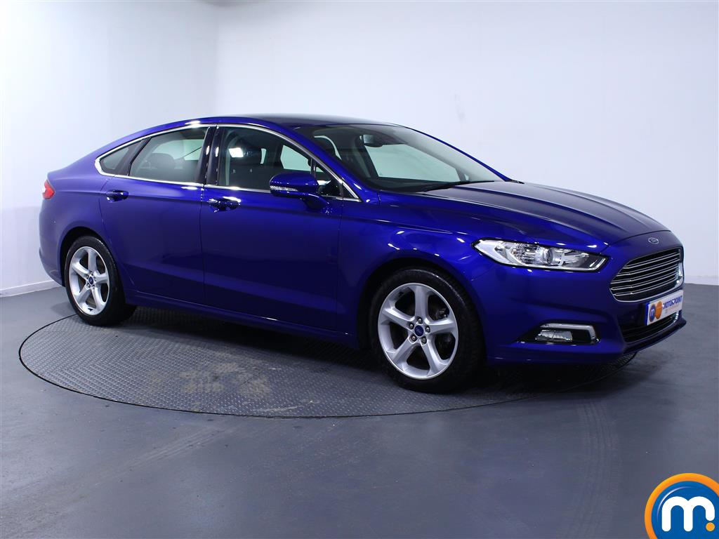 Ford Mondeo Titanium Manual Petrol Hatchback - Stock Number (975860) - Drivers side front corner