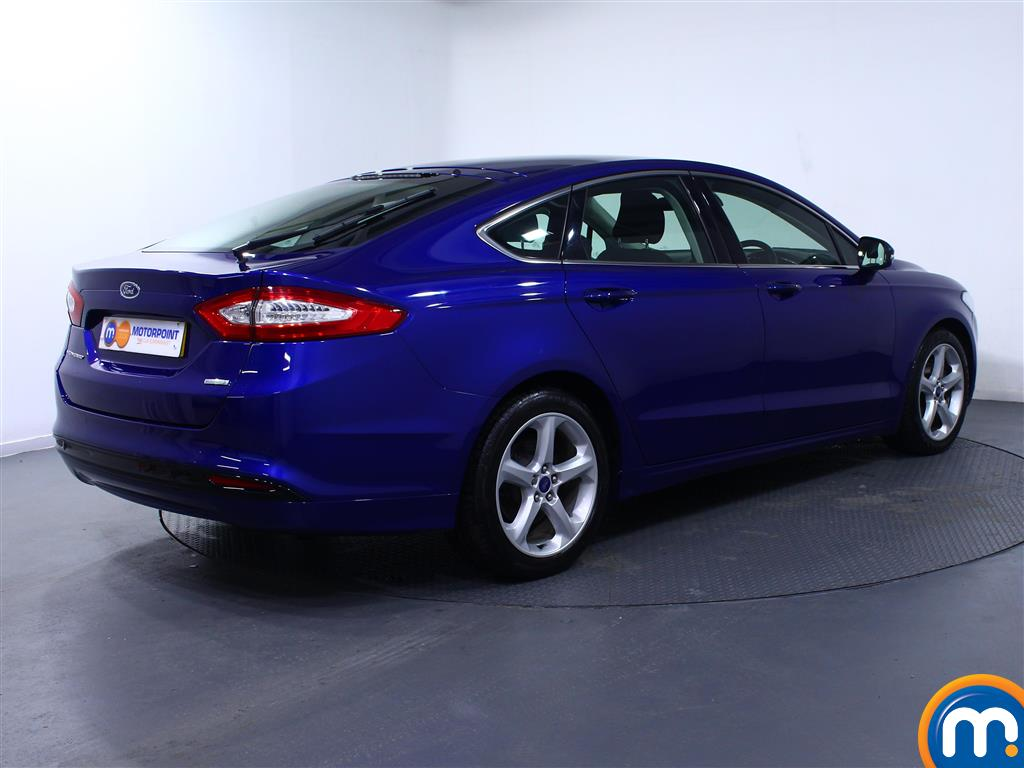 Ford Mondeo Titanium Manual Petrol Hatchback - Stock Number (975860) - Drivers side rear corner