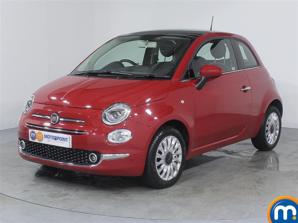 Fiat 500 Lounge - Stock Number (974998) - Passenger side front corner