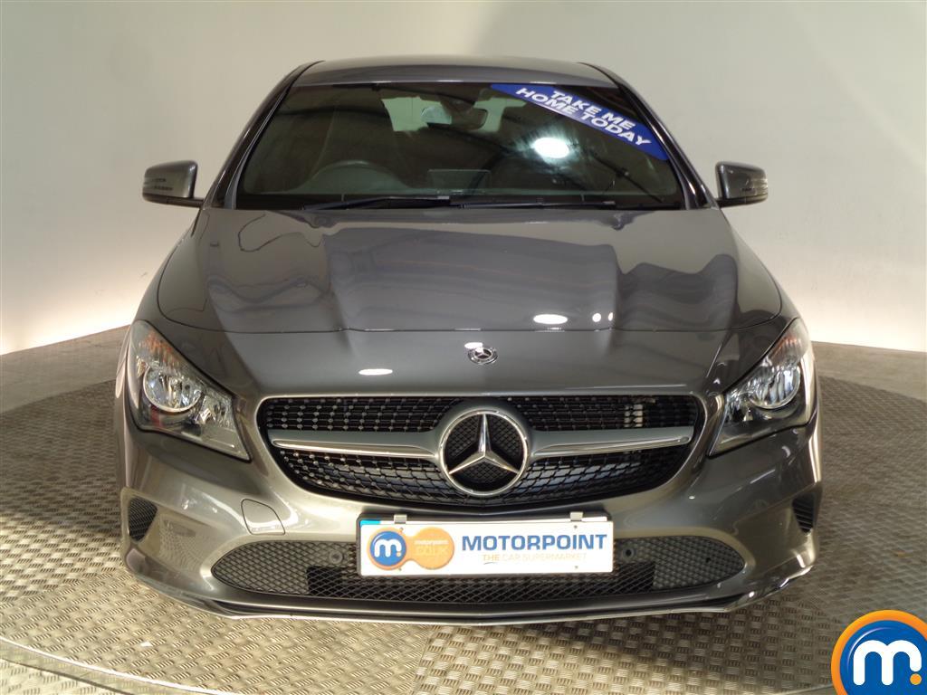 Mercedes-Benz Cla Class Sport Manual Petrol Estate - Stock Number (977917) - Front bumper
