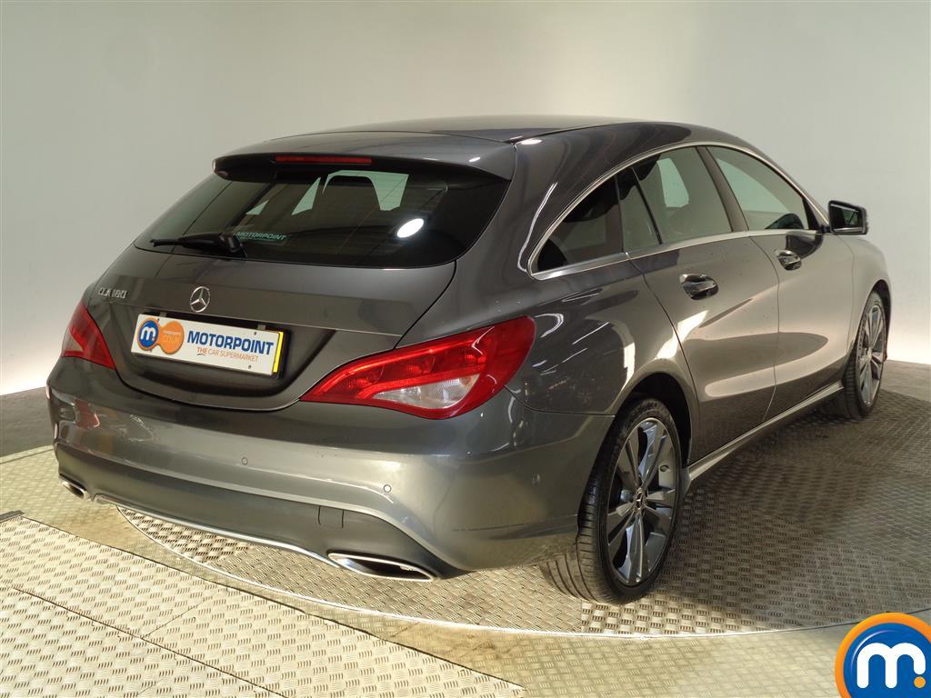 Mercedes-Benz Cla Class Sport Manual Petrol Estate - Stock Number (977917) - Drivers side rear corner