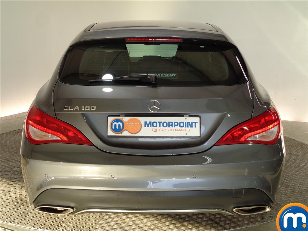 Mercedes-Benz Cla Class Sport Manual Petrol Estate - Stock Number (977917) - Rear bumper