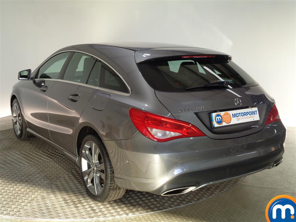 Mercedes-Benz Cla Class Sport Manual Petrol Estate - Stock Number (977917) - Passenger side rear corner
