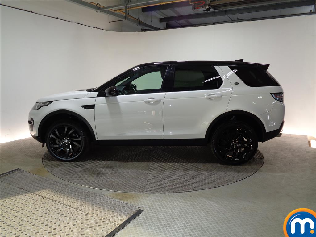 Land Rover Discovery Sport Hse Black Automatic Diesel 4X4 - Stock Number (975743) - Drivers side