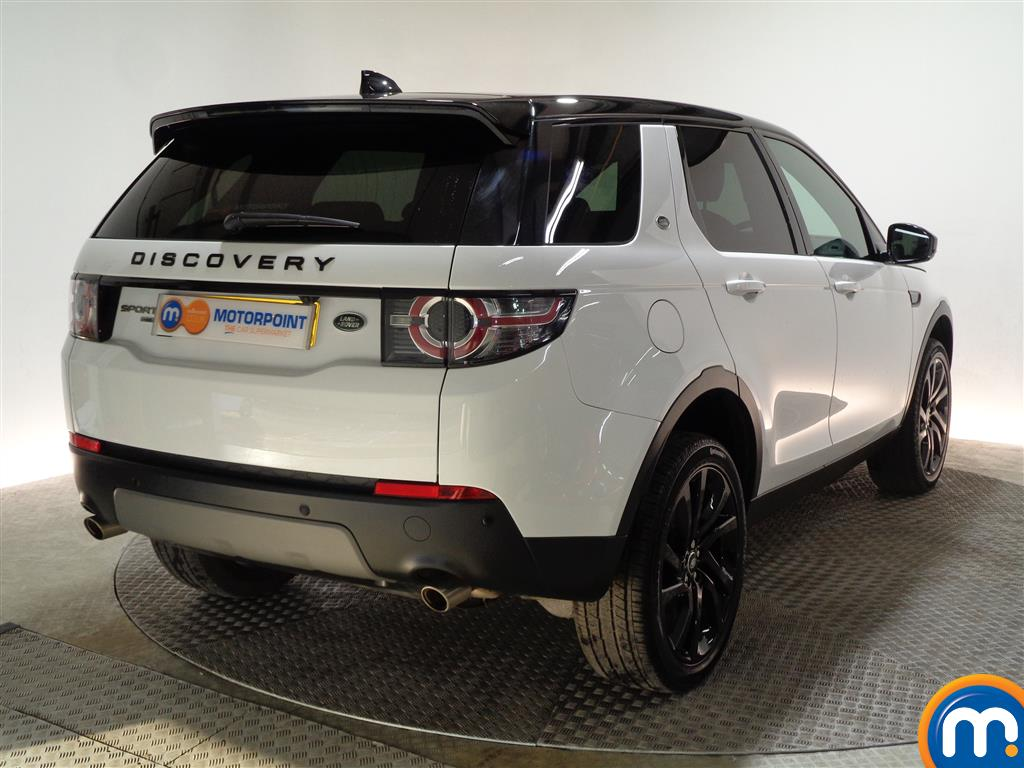 Land Rover Discovery Sport Hse Black Automatic Diesel 4X4 - Stock Number (975743) - Drivers side rear corner
