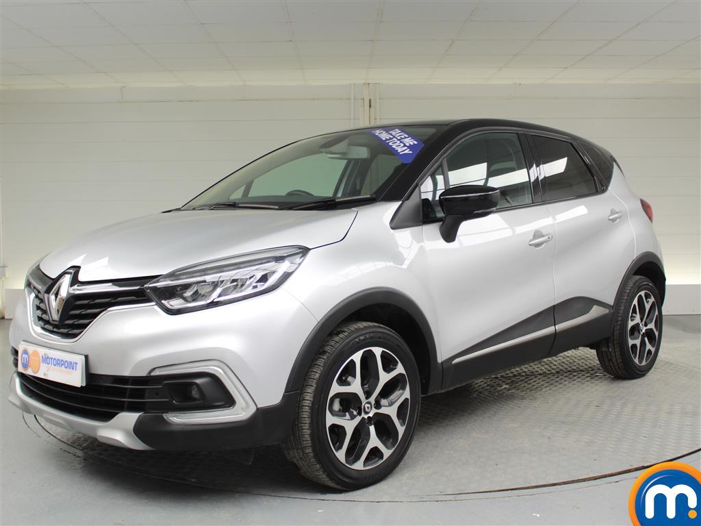 Renault Captur Signature X Nav - Stock Number (973508) - Passenger side front corner