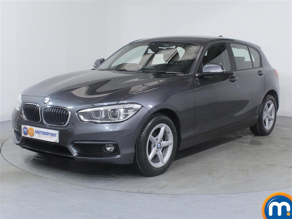 BMW 1 Series SE Business - Stock Number (969924) - Passenger side front corner
