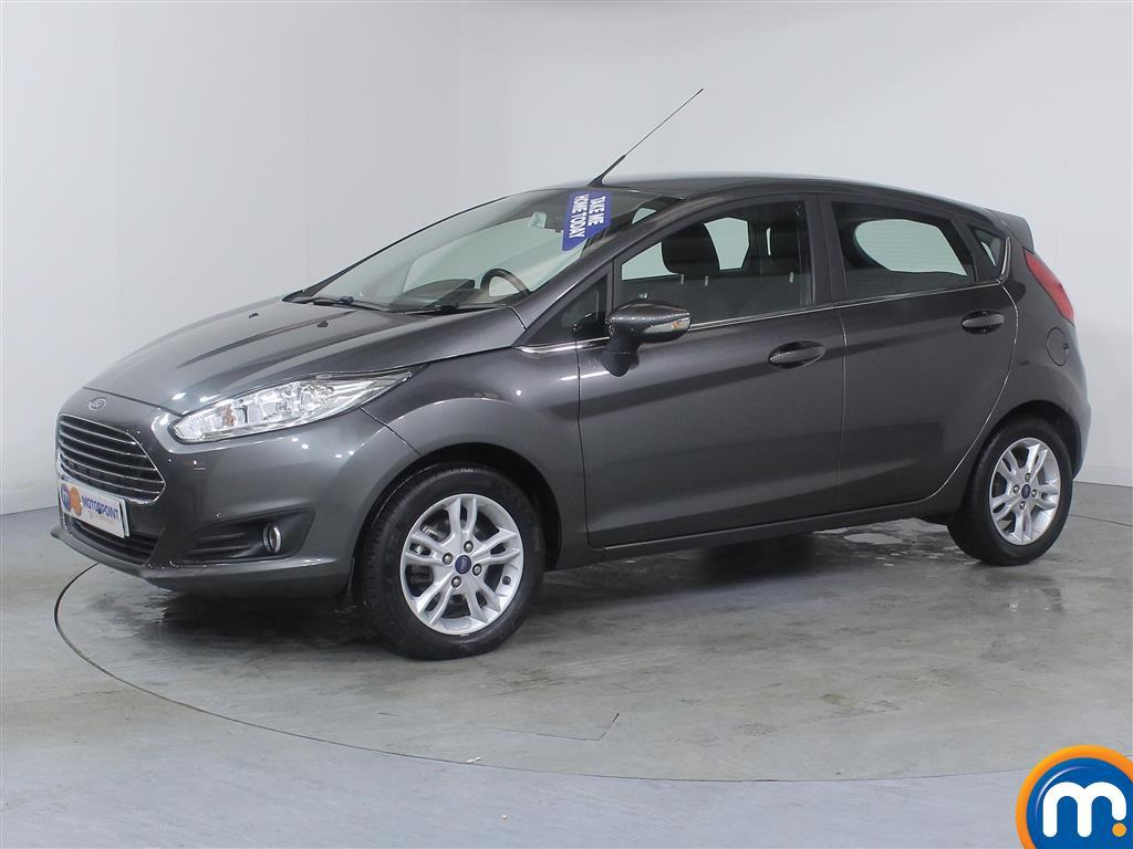 Ford Fiesta Zetec - Stock Number (975648) - Passenger side front corner