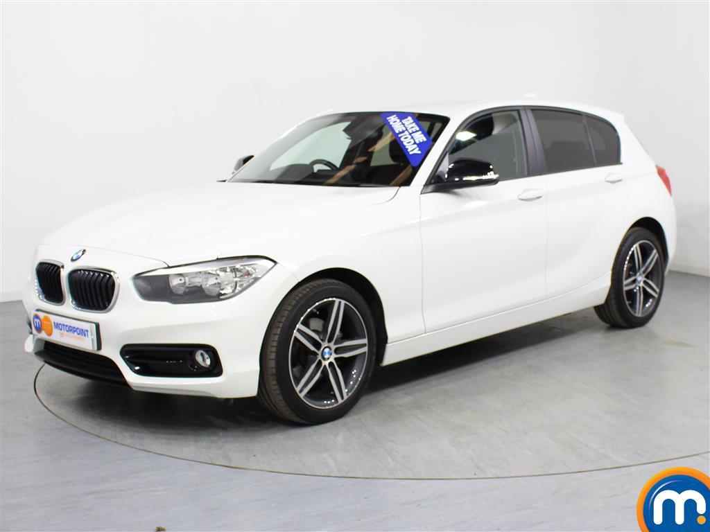 BMW 1 Series Sport - Stock Number (977649) - Passenger side front corner