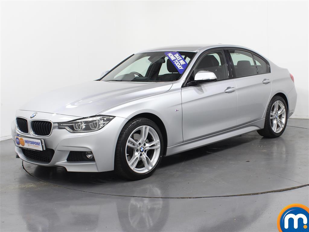 BMW 3 Series M Sport - Stock Number (965809) - Passenger side front corner