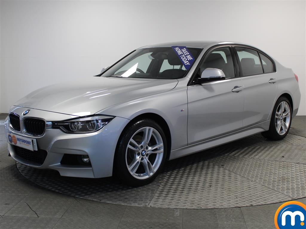BMW 3 Series M Sport - Stock Number (965801) - Passenger side front corner