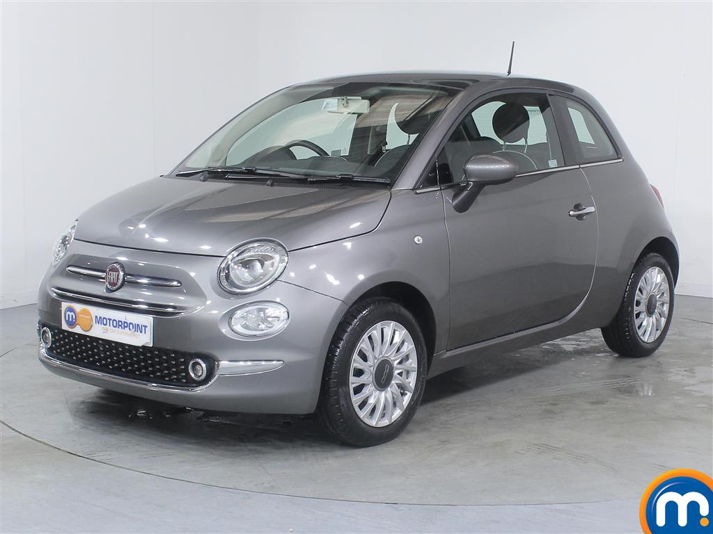 Fiat 500 Lounge - Stock Number (975657) - Passenger side front corner