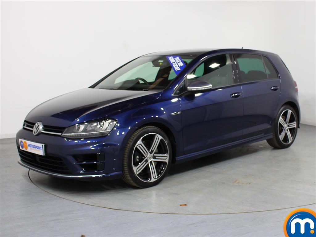 Volkswagen Golf R - Stock Number (975135) - Passenger side front corner